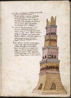 15th century Italian manuscript