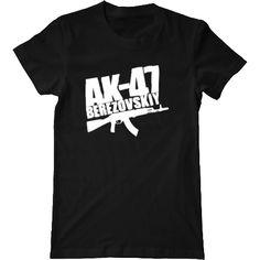 Мужская футболка Ak-47 4 от интернет-магазина hipster.vmayke.org