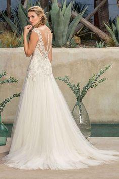 Casablanca Bridal Wedding Dress Collection