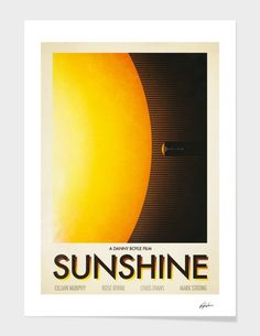 """""""Sunshine"""", Numbered Edition Affiches d'art by Victor Vercesi - From 25,00€ - Curioos"""