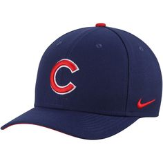 e2a33968127 Men s Chicago Cubs Nike Royal Classic Adjustable Performance Hat
