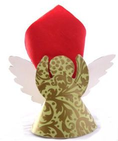 Napkin Holder – Paper Angel — craftbits.com