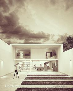 _LA BLANC_ ...depandance... #Architecture #architect #CiArchitect #France #work #blanc #blackandwhite #italianarchitect #3dsMax2015 #3dvisualizer #passionPh #Ph #nice #mood #drawings #render #Vray3.2 #living  #design #onlyOne #sky #sun #villa #mentone #depandanceFrance #render #rendering by ciarchitect at http://ift.tt/1I30NJD