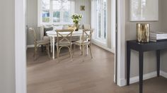 Do you want to install hardwood floor in your home? Evergreen Hardwood is your one stop shop for all of your hardwood floor installation needs! We can update the look of your home and add a touch of elegance. Wide Plank Flooring, Engineered Hardwood Flooring, Timber Flooring, Flooring Types, Flooring Ideas, White Oak Wood, White Oak Floors