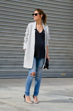 Ms Treinta - Fashion blogger - Blog de moda y tendencias by Alba.: Abrigo Summer