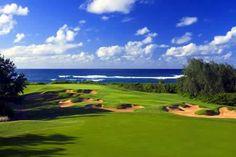Turtle Bay Resort Golf on Oahu, Hawaii