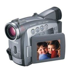 canon minidv camcorder