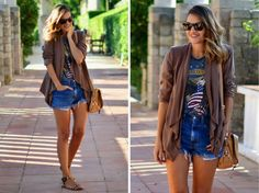 SUMMER OUTFITS | My Daily Style en stylelovely.com