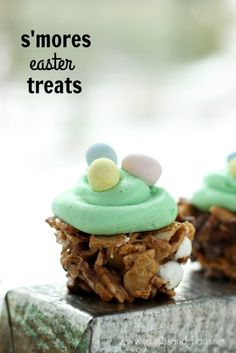S'mores Easter Treat