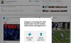 """Probamos learni.st, el """"Pinterest"""" para estudiantes y profesionales de la educación"""