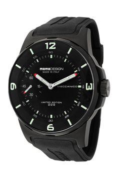 Momo Design Men's Titanium Luxury Watch