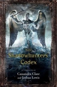 #CoverReveal The Shadowhunters Codex by Cassandra Clare, Joshua Lewis. Expected publication: September 2013 by @Simon  Schuster