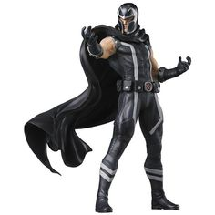 This is an awesome Uncanny X-Men Magneto ArtFX Statue Figurethat is produced by the good folks over at Kotobukiya. This Magnetostatue is 1/10 scale and comes