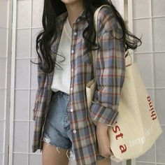 🥳bustier outfit,addidas outfit,beauty emails,plad outfits,best of Korean Street Fashion, Asian Fashion, Look Fashion, 90s Fashion, Fasion, Fashion Outfits, Fashion Fall, Grunge Fashion, Fashion Clothes