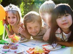 Great Birthday Party Ideas for Toddlers & Preschoolers