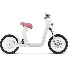 XKUTY XKuty One 60 miles autonomy fully integrated iPhone electric bike with UK vehicle registration £4,000