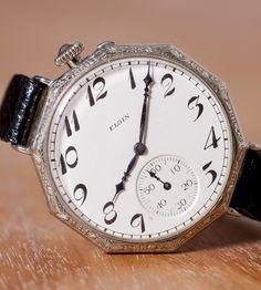 """Vintage Trench Watch """"1925 Bartlett"""""""