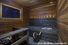 Saunas, Log Homes, Conference Room, Home Decor, Wellness, Houses, Wood Frame House, Home, Log Home