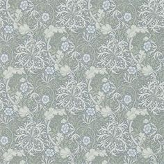 The wallpaper Seaweed - from William Morris is wallpaper with the dimensions m x 10 m. The wallpaper Seaweed - belongs to the popular Wallpaper, Fabric Wallpaper, Craftsman Wallpaper, William Morris Wallpaper, Pattern Wallpaper, William Morris, British Design, Morris Wallpapers, William Morris Designs