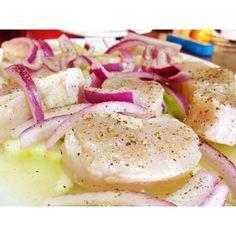 The best scallops worldwide; in Culiacán, Sinaloa, México (Pacific Ocean).