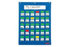 Classroom Management Chart