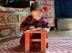 Enfant de Mongolie                                                       …