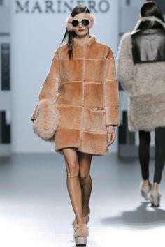 Beda Herrezuelo en la Mercedes-Benz Fashion Week