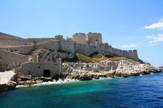 France, Bouches-du-Rhône, Marseille, Château d'If