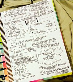 Ultimate List of Bullet Journal Ideas: 101 Inspiring Concepts to Try Today (Part 1 - Vida Saludable List Of Bullet Journal Pages, Bullet Journal Hacks, Bullet Journal Layout, Bullet Journal Inspiration, Journal List, Bullet Journals, Work Journal, 5am Club, Affirmations