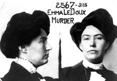 The strange tale of Emma LeDoux, whose strange relationships with men would lead her to... San Francisco Tours, Ledoux, Strange Tales, Black Widow, Relationships, Death, Men, Guys, Relationship