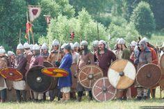 Medieval Rus recreation