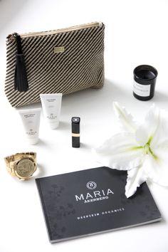 Homevialaura | Boutique Rosa | Pipol's Bazaar Diagon cosmetic bag | Maria Åkerberg natural cosmetics | http://www.boutiquerosa.se/en-GB