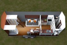 The Stephanie Design Tiny House