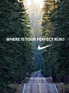 Where is YOUR perfect run?