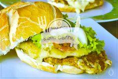 receita #segundasemcarne |  sanduíche americano vegano