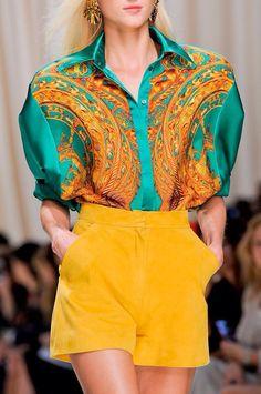 +++ Valentin Yudashkin + Spring / Summer 2014 + RTW + PFW +++ @isazaalejandro Twitter: @ISAZAfashion / Facebook: ISAZAfashion @ValentinYudashkin #ValentinYudashkin  #fashion #moda #verano2014 #fashionweek #Paris #pfw #ss2014 #spring2014 #rtw #summer2014 #primavera2014 #runway