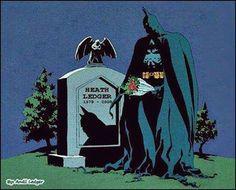 Se cumplen 7 años de la muerte de Heath Ledger.