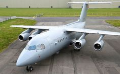 Converted BAe 146s cleared for RAF operations