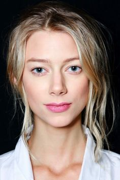 Love this light berry lip for spring and summer.