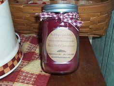 Primitive Pint jar brown sugar & fig(brown) . $24.83