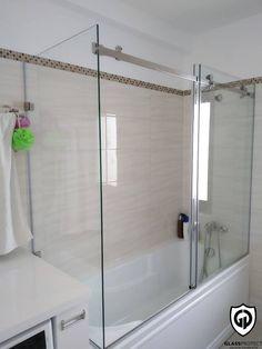 #design #glassshower #decoration #renovation #concept #ideas #modern #showerdoor #bathroom #home #frameless #bathroomdesign #theglassindustry #luxury #interiordesign #saintgobain Glass Shower, Shower Doors, Glass Design, Bathtub, Industrial, Concept, Interior Design, Bathroom, Luxury