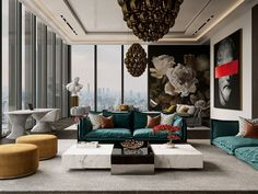 Living Room Project by UDesign Marbella, a big reference in Interior Design for Covet House.  Interior Design Ideas for your Living Room. Amazing Living Room decor and Living Room designs, inspirations and furniture. Living Room decor Living Room ideias Living Room furniture Living Room decor ideias Living Room decor apartment Dark Wooden Floor, Home Interior Design, Luxury Interior, Interior Ideas, Living Room Designs, Living Room Furniture, Room Decor, Manhattan Apartment, Beach House