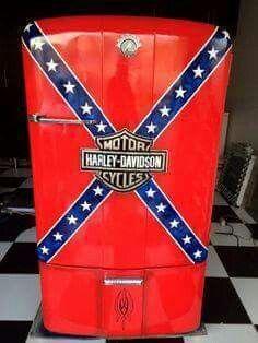 Rebel fridge
