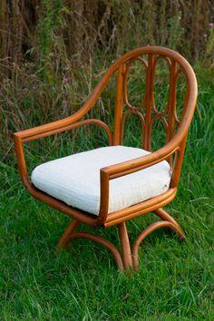 Bamboo Tiki Modern Vintage Chair. $92.00, via Etsy.