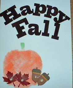 Happy Fall by grama of 2