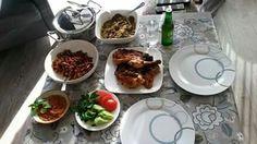 Indonesische maaltijd