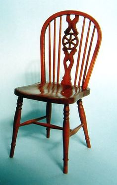 Wheel Back Chair