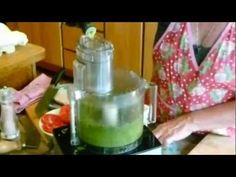Pesto: How to make the real thing! Watch the video here http://www.vegetablegardener.com/item/12616/pesto-how-to-make-the-real-thing#