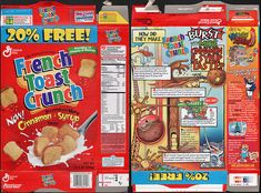 25 discontinued foods- 90's kids will appreciate this fully