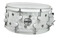 ddrum S5 SD 6.5X14 GOLF WHT 14-Inch Reflex Gold Ball Snare, White by ddrum. $179.00. The return of an original ddrum classic! The golf ball snare, takes a rolled steel shell, and adds even-spaced hammer marks all over the surface. The hammer marks interrupt the shell's vibration, and dry the sound out. This leaves for a fat, focused crack that's at home in funk and RandB as well as the fastest speed metal. 13-Inch diameter keeps the sound focused, while 6-Inch depth give...